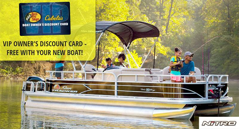 Nitro - Bass Pro and Cabela's VIP Discount Card