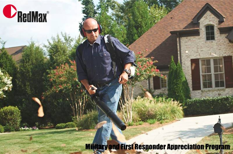RedMax - Military and First Responder Appreciation Program