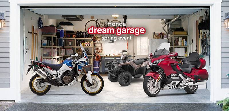 Honda - Dream Garage Spring Event
