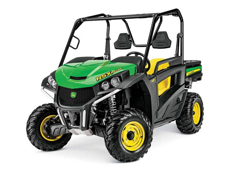 John Deere - 4.90% APR fixed rate for 84 Months OR No-Interest if Paid in Full within 12 Months on New John Deere Gator Utility Vehicles