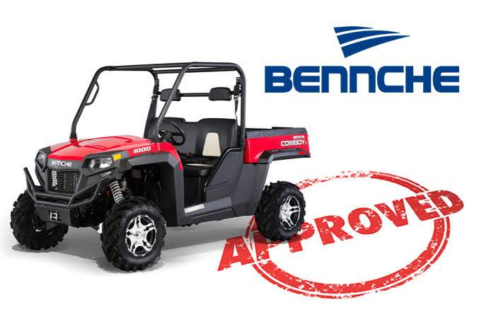 Bennche - 7.99% for 60 Mos YM17 & Newer (Tier B)