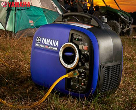 Yamaha Motor Corp., USA Yamaha Power Products - Current Offers and Financing