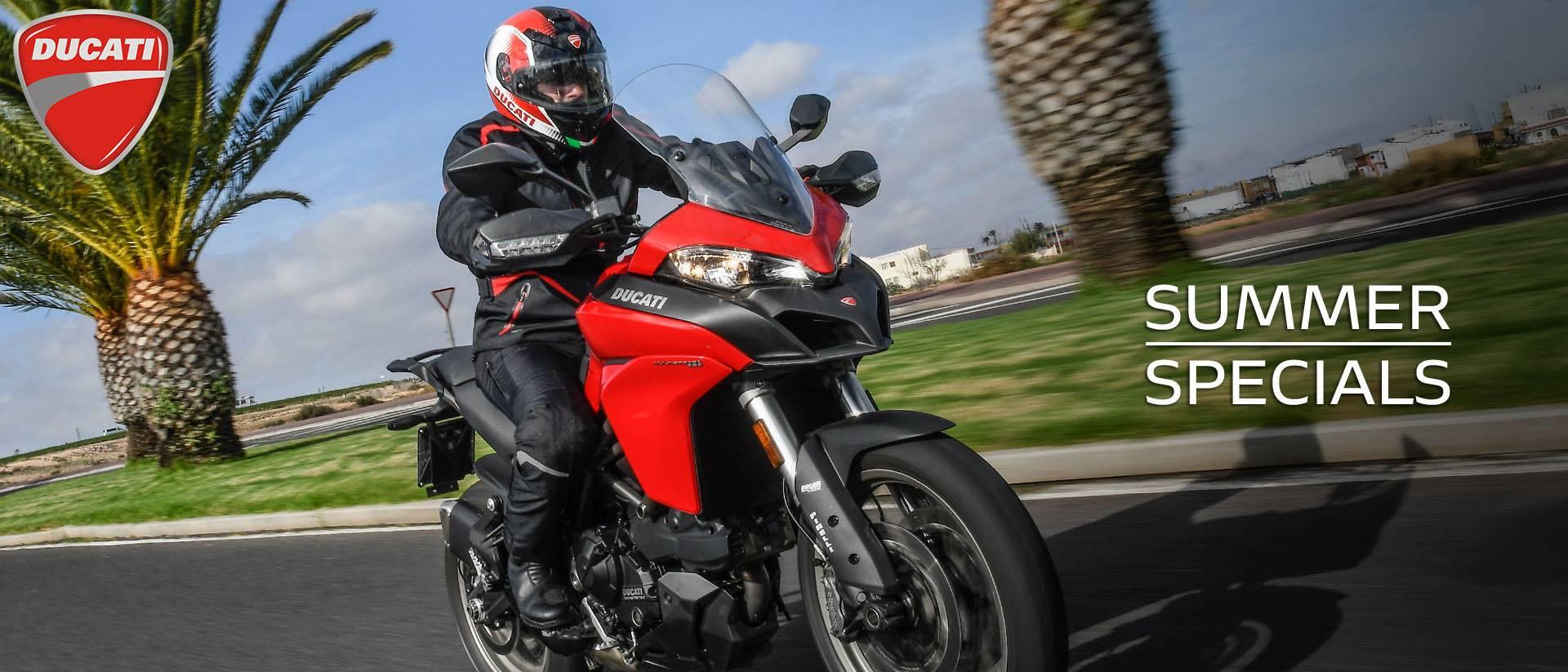 Ducati - Summer Specials - 2018