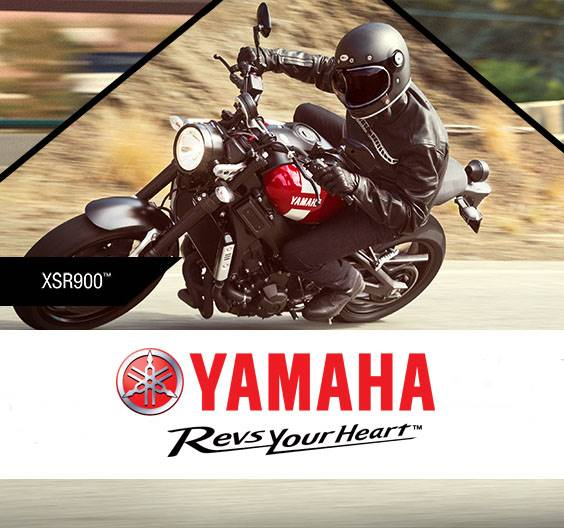 Yamaha - Sport Heritage Road Motorcycles