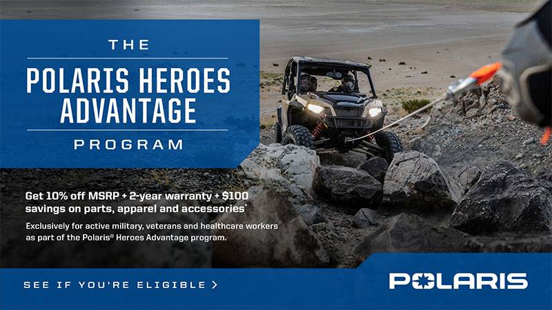 Polaris - Heroes Advantage - Offroad