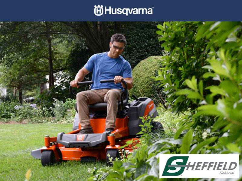 Husqvarna Power Equipment - Sheffield Financing
