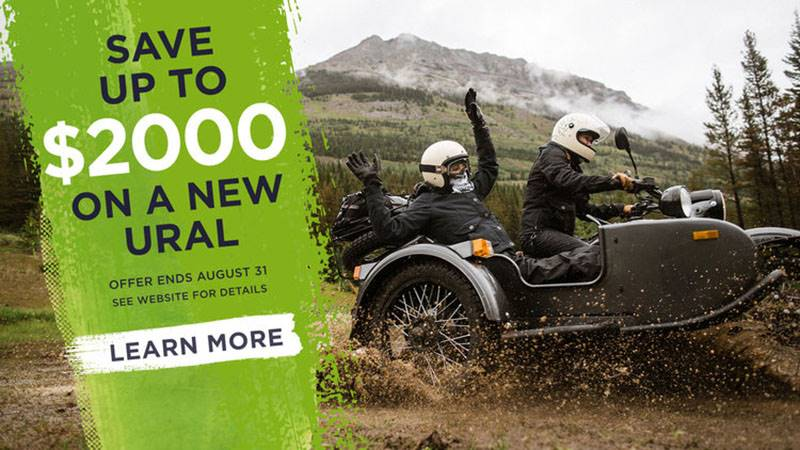 Ural Instant Savings!