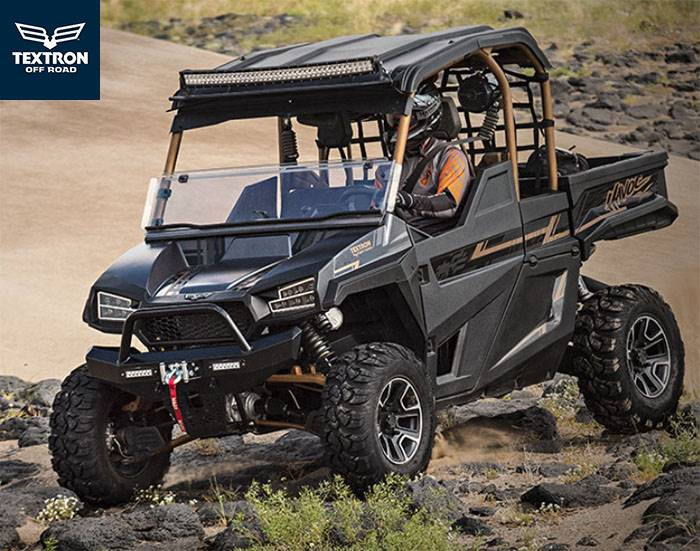 Textron - Promotional Financing