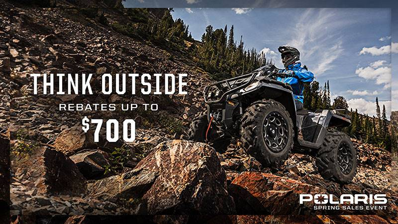 Polaris - Spring Sales Event - Sportsman
