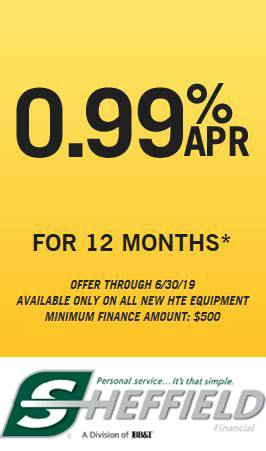 Hustler Turf Equipment - 0.99% APR for 12 Months