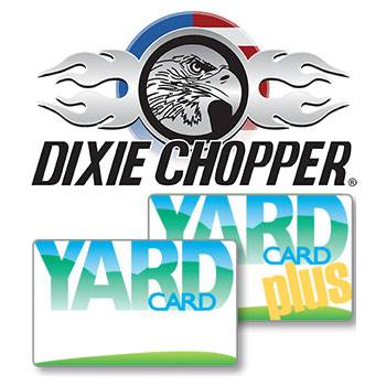 Dixie Chopper - Yard Card Financing Programs