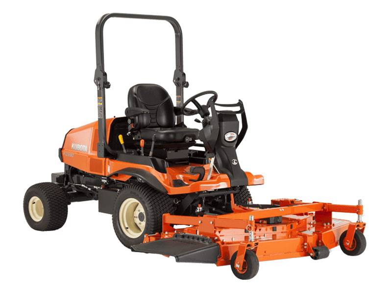 Kubota - Special Offers on Front Mount Mowers
