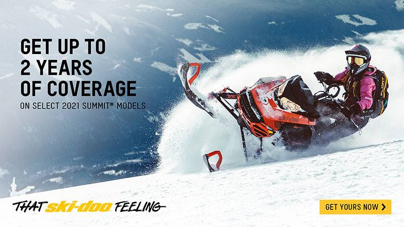 Ski-Doo - Off-Season Offer