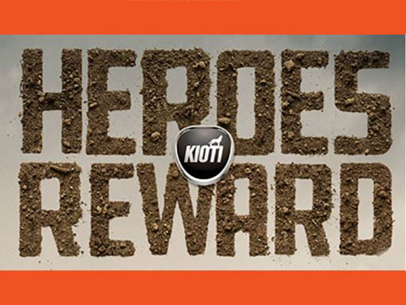 Kioti - Heroes Reward Program