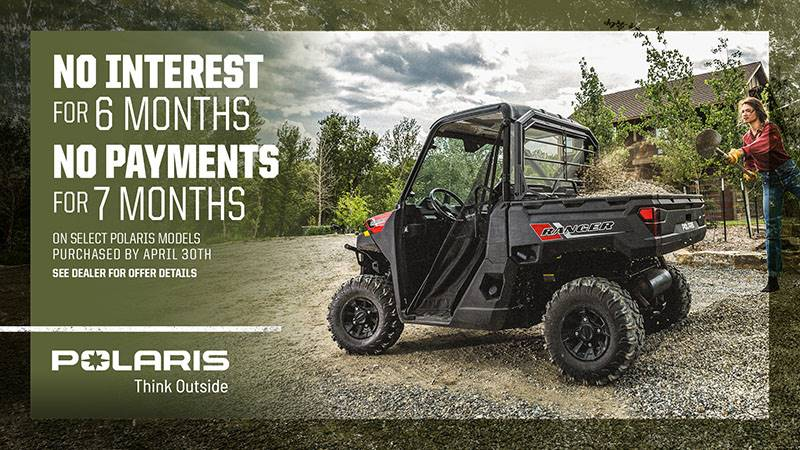 Polaris - Ranger No Interest / No Payments*