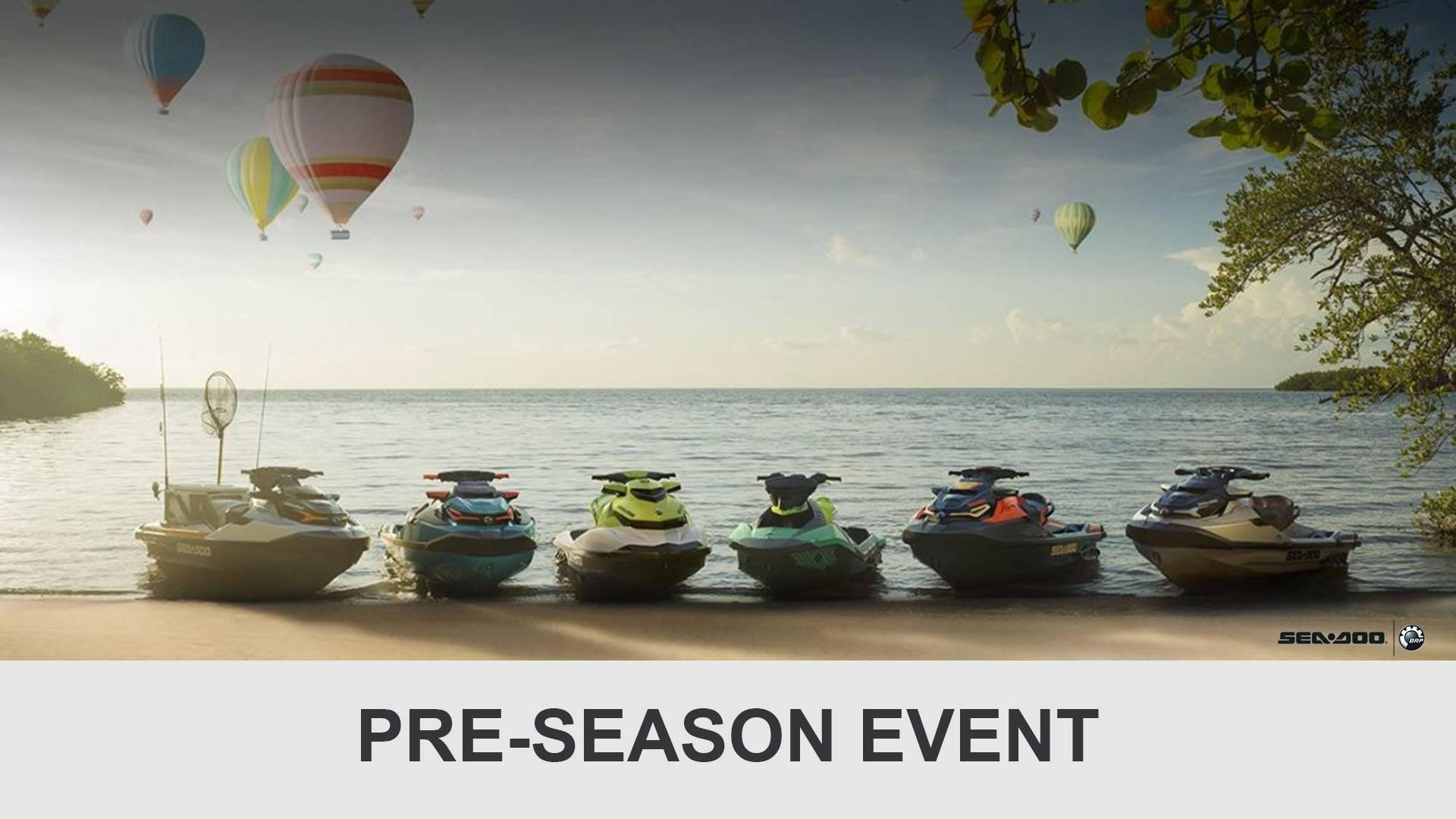 Sea-Doo - Pre-Season Event