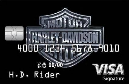 Harley-Davidson - H-D™ Visa® Card Introductory Offer