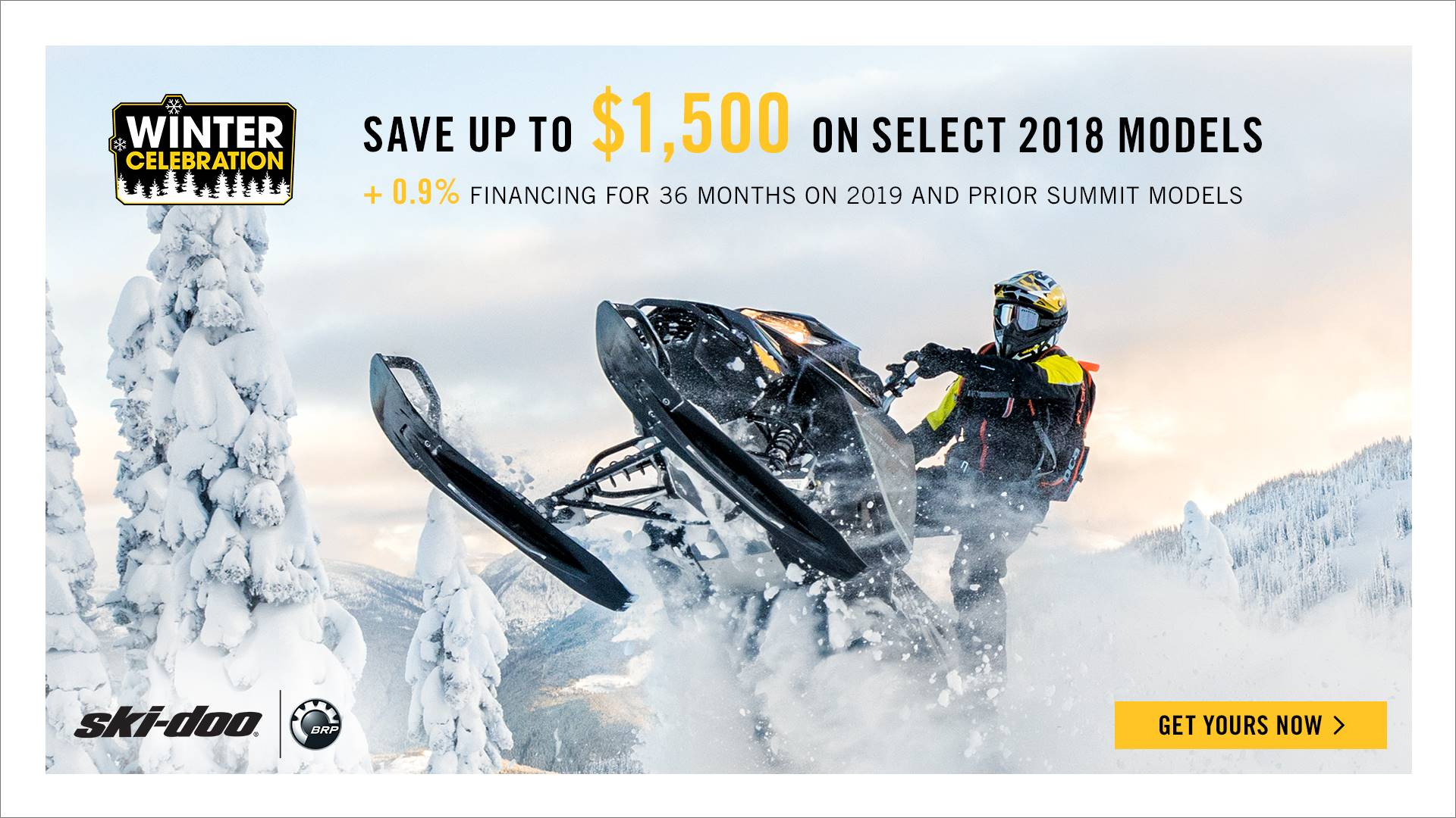 Ski-Doo - Winter Celebration