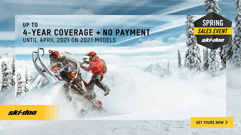 Ski-Doo - Spring Sales Event Exclusive - All 2021 Models