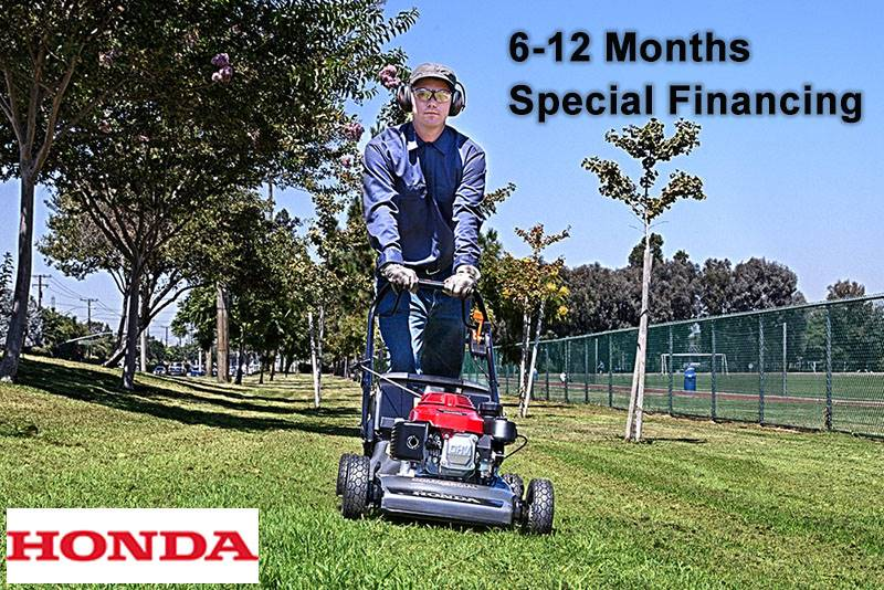 Honda Power Equipment - 6-12 Months Special Financing