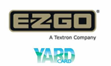 E-Z-GO Financing Offers from Yard Card