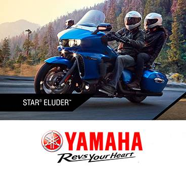 Yamaha Touring Motorcycles - Current Offers and Financing