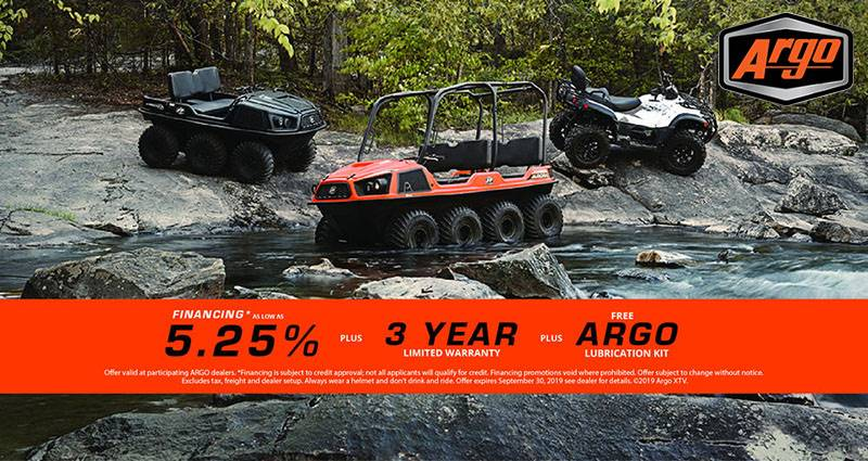 Argo - Gear Up Sales Program