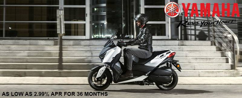 Yamaha Motor Corp., USA Yamaha Scooter - Current Offers & Financing