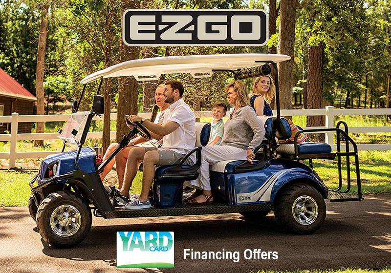E-Z-Go - Yard Card Financing Offers