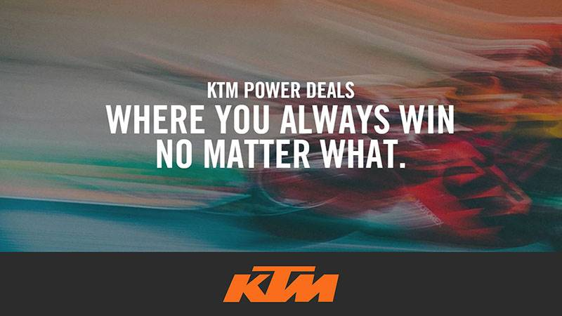 KTM - Power Deals