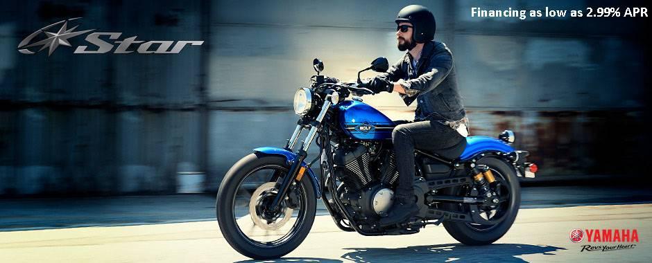 Yamaha - Cruiser Road Motorcycles