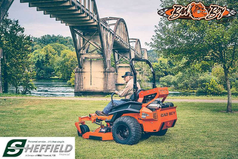 Bad Boy Mowers - Sheffield Financial Offers