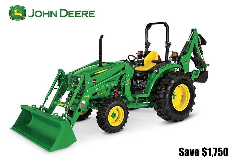 John Deere - Save $1,750 on cash purchase