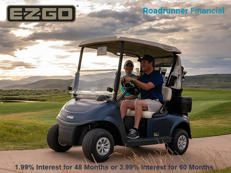 E-Z-GO - Roadrunner Financial