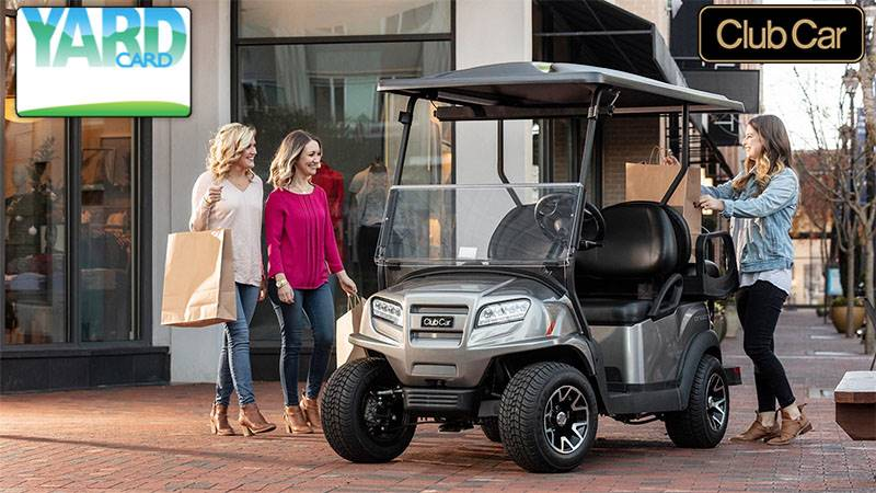 Club Car - Yard Card  Financing Offers