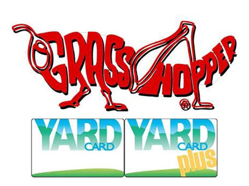 Grasshopper - Yard Card Financing Programs