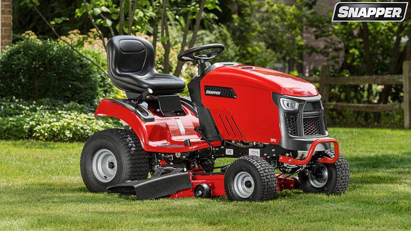 Snapper - Preseason Lawn Tractor Savings