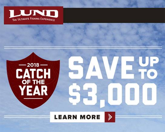 Lund - Catch of the Year
