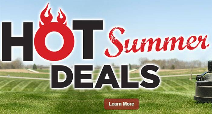 Dixie Chopper - Hot Summer Deals