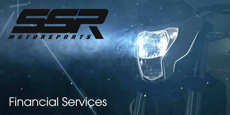 SSR Motorsports SSR - Financial Services