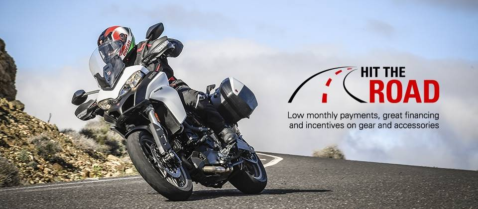 Ducati Hit the Road - Adventurer: Multistrada 950