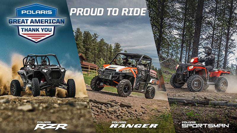 Polaris - Great American Thank You - Offroad