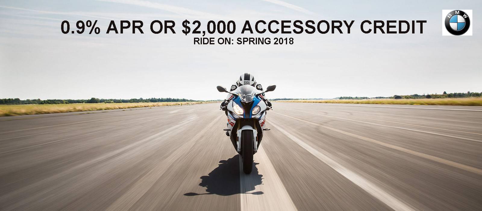 BMW - 0.9% APR OR $2,000 ACCESSORY CREDIT