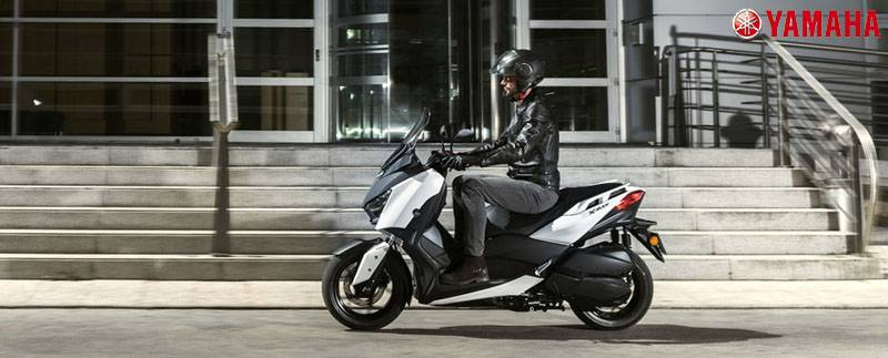Yamaha Scooter - Current Offers and Financing