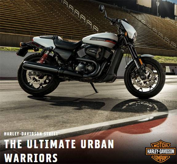 Harley-Davidson - Street® Financing Offer