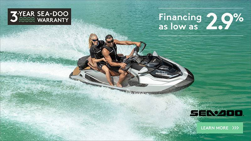 Inactivated and Replaced Sea-Doo - Ready To Ride Sales Event