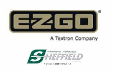 E-Z-GO Financing Offers from Sheffield Financial