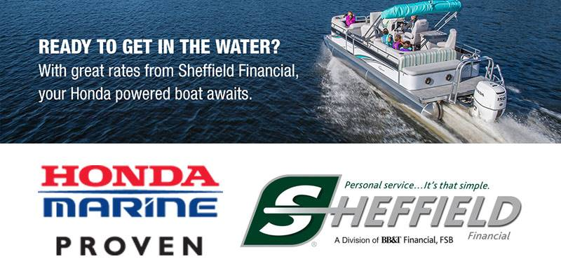 Honda Marine - Alumacraft Engine Financing Programs