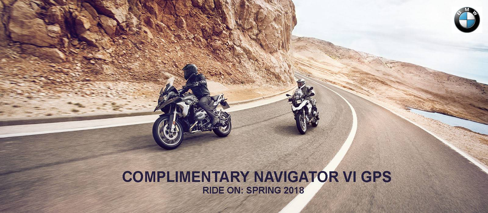 BMW - COMPLIMENTARY NAVIGATOR VI GPS