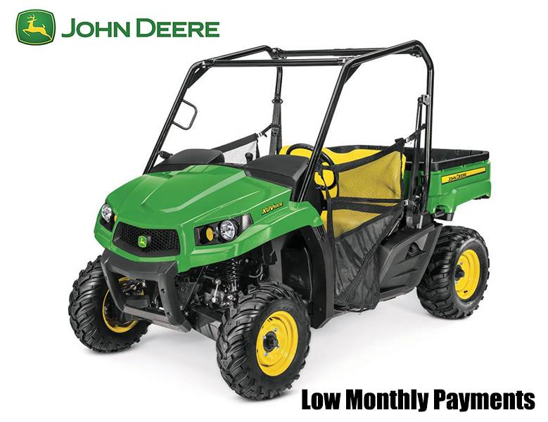 John Deere - Low Monthly Payments